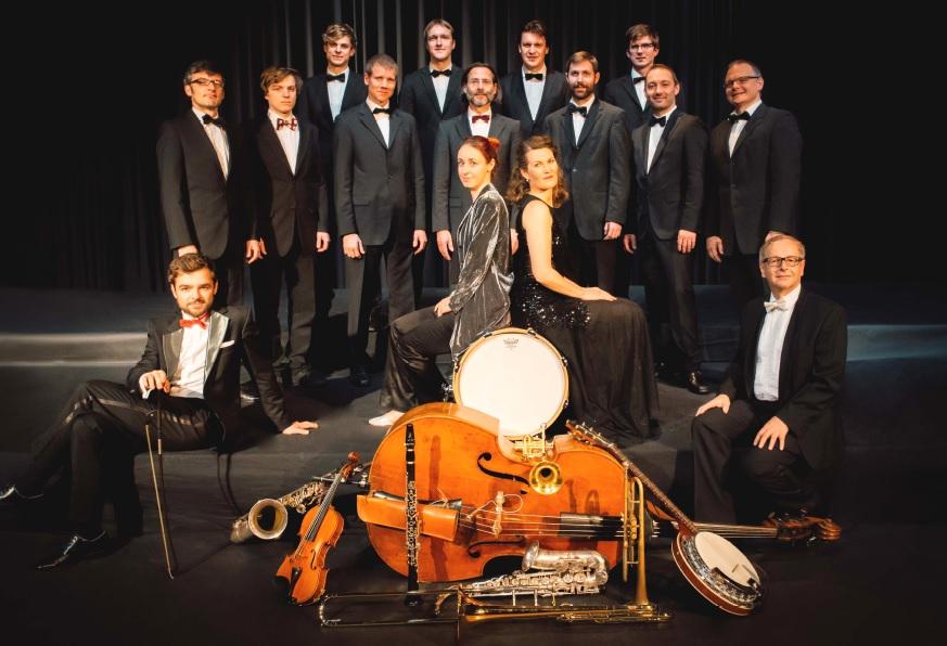 Das Ballaststofforchester