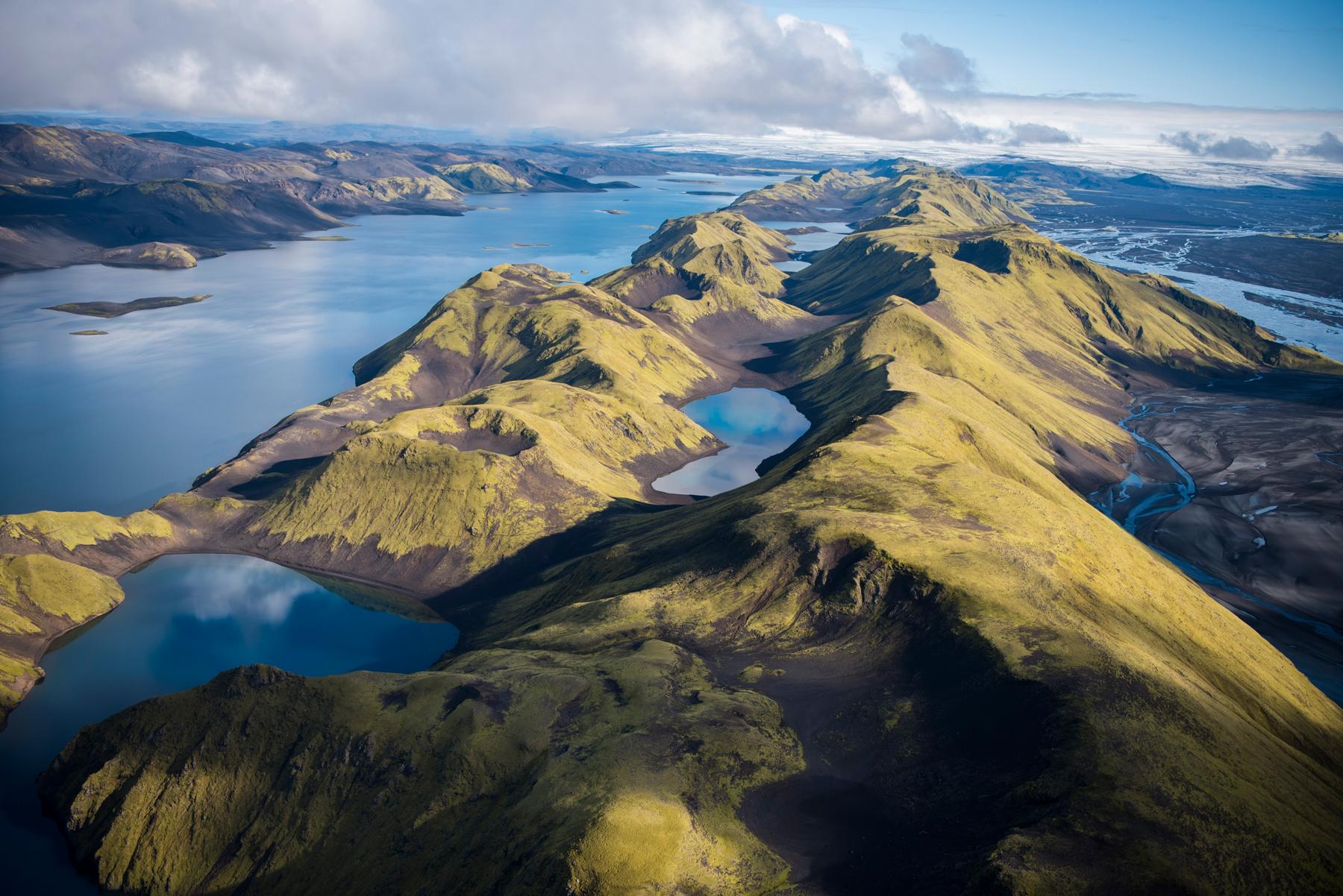 Island Multimediavortrag