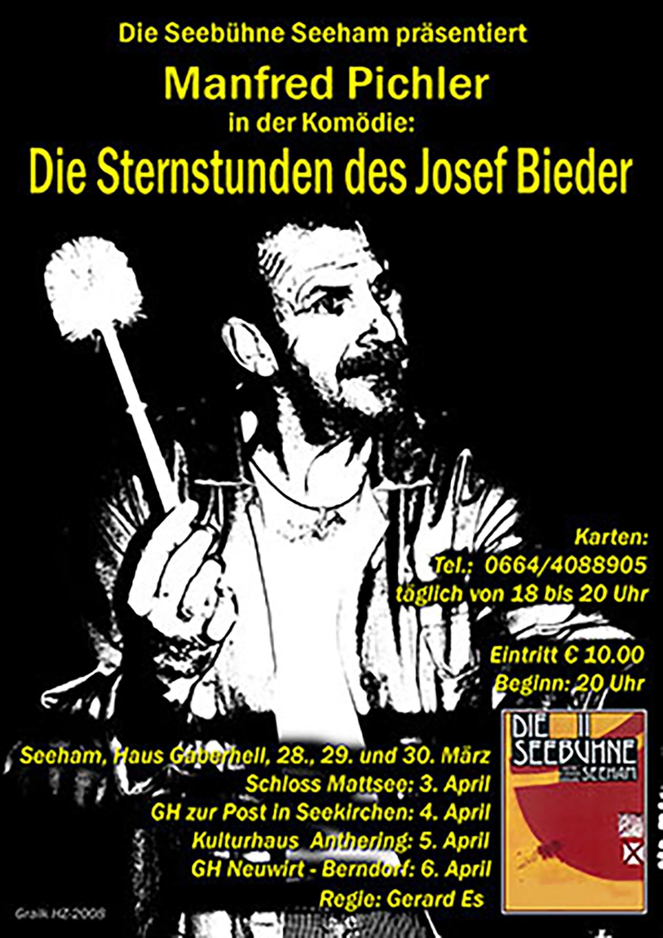 Die Sternstunde des Josef Bieder