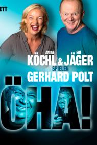 ÖHA Anita Köchl und Edi Jäger spielen Gerhard Polt